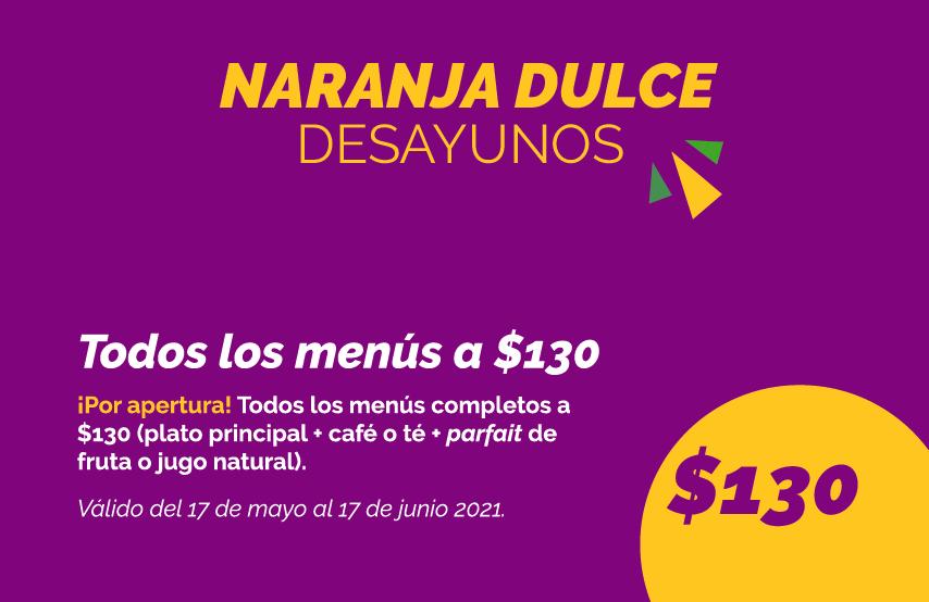 Promo Desayunos Texcoco
